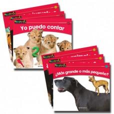En Espanol Math Vol 1 Set Of 12