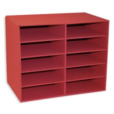 10 Shelf Organizer