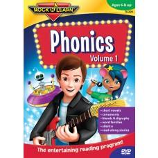 Phonics Volume 1 Dvd