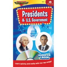 Presidents & Us Government Cd &