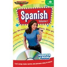 Spanish Vol 1 Cd & Book