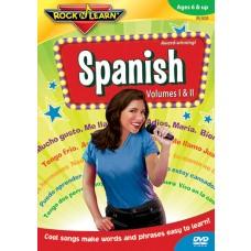 Spanish Volume 1 & 2 Dvd