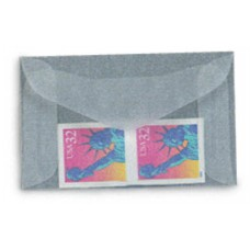 "Glassine Envelope, Open End, 2 side seam. 3-1/2""Wx6""H QTY 1=1000. S1006749"