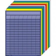 Vertical Chart 12/Set 22 X 28