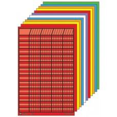 Small Incentive Chart Set