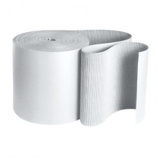 "36"" x 250' - White Singleface Corrugated Roll"