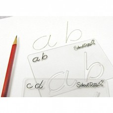 Beginning Alphabet Templates