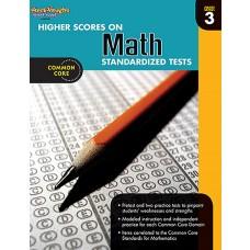 Higher Scores On Math Gr 3