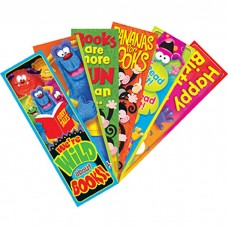 Clever Characters Bookmarks Variety