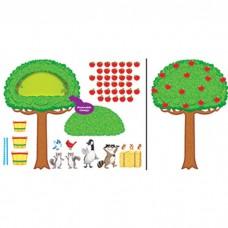 Apple Tree & Animals Bb Set