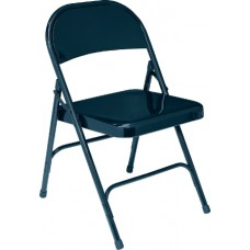 All-Steel Folding Chair, Pack of 4