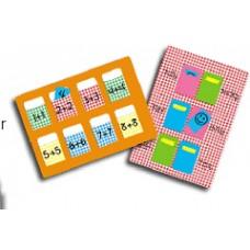 Brite Pockets Peel & Stick 375/Box