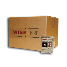 Boxed Individual Pouches - Wise Fire